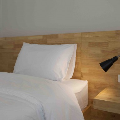 ห้องเตียงคู่ 2 - Easyhotel Lamphun อีซี่โฮเทล ลำพูน
