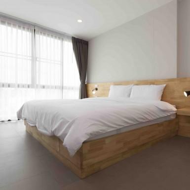 ห้องเตียงเดี่ยว 2 - Easyhotel Lamphun อีซี่โฮเทล ลำพูน
