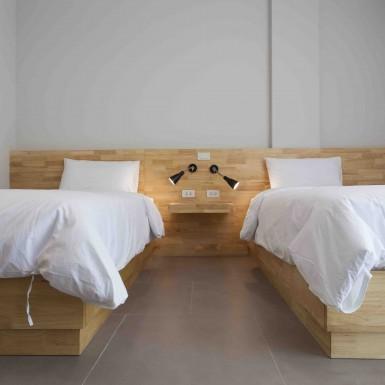 ห้องเตียงคู่ 3 - Easyhotel Lamphun อีซี่โฮเทล ลำพูน
