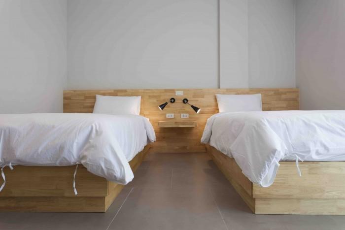 ห้องเตียงคู่ 3 – Easyhotel Lamphun อีซี่โฮเทล ลำพูน