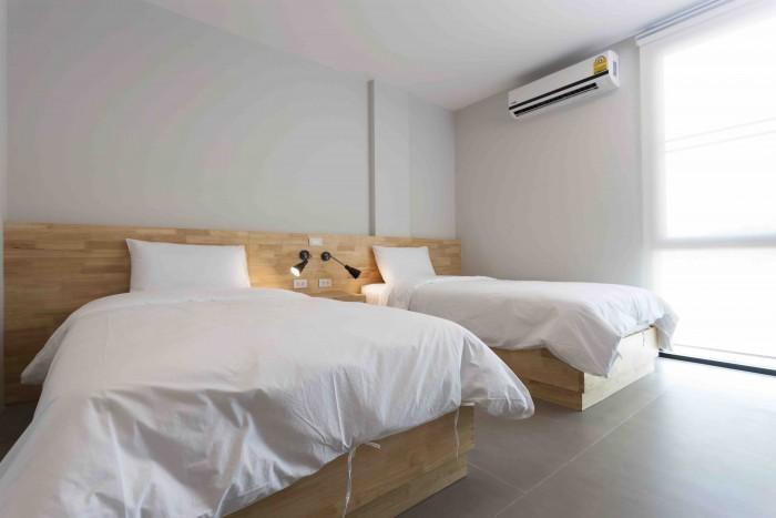 ห้องเตียงคู่ 4 – Easyhotel Lamphun อีซี่โฮเทล ลำพูน