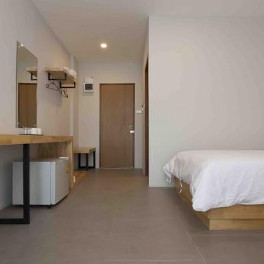 ห้องเตียงคู่ 5 - Easyhotel Lamphun อีซี่โฮเทล ลำพูน