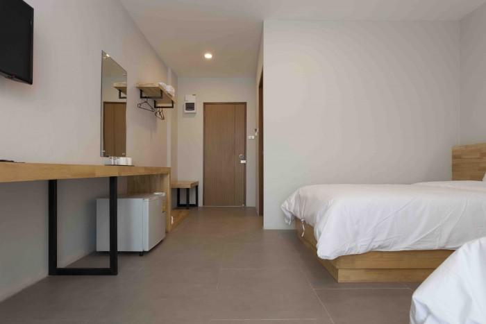 ห้องเตียงคู่ 5 – Easyhotel Lamphun อีซี่โฮเทล ลำพูน