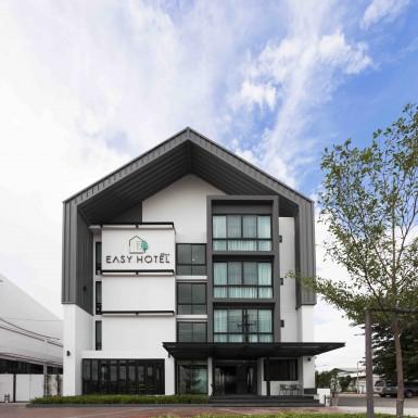 Easy hotel Lamphun อีซี่โฮเทล ลำพูน 1