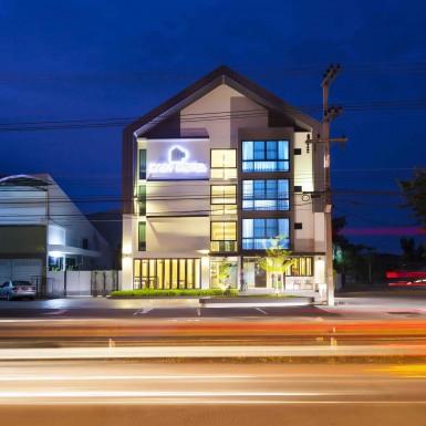 Easy hotel Lamphun อีซี่โฮเทล ลำพูน 10